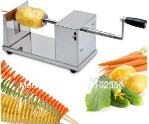Máy cắt khoai tây lốc xoáy