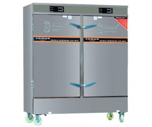 Tủ cơm điện 24 khay có bảng điều khiển
