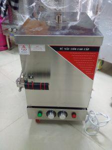 Nồi nấu cơm công nghiệp Vinaki, tủ nấu cơm điện 4 khay
