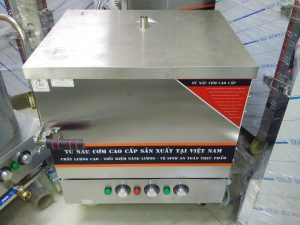 Tủ cơm 4 khay điện, Tủ cơm 4 khay điện chỉnh nhiệt , TC4Đ